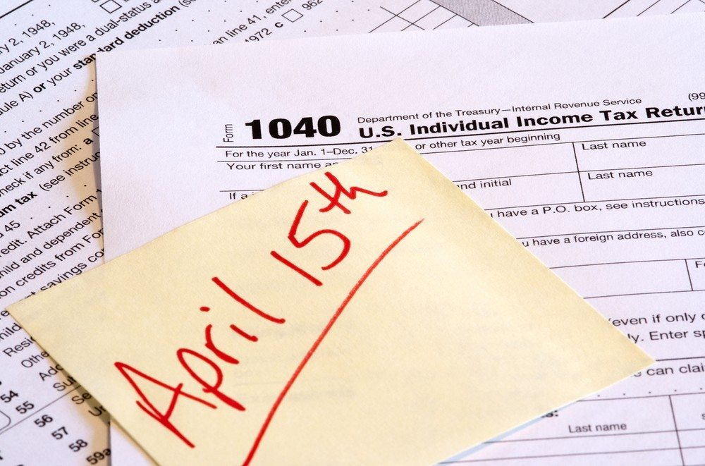 IRS will let quite a bit slide past April 15