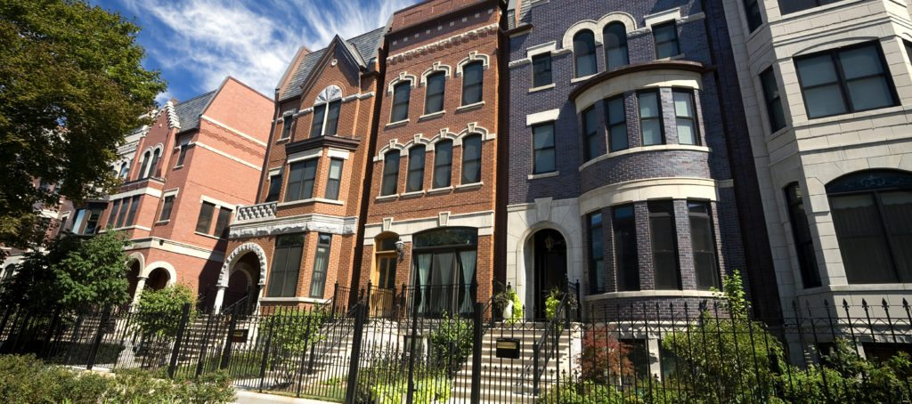 Chicago townhome