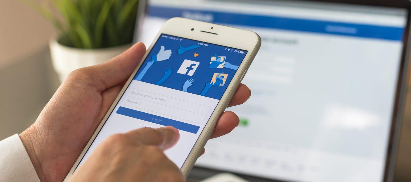 Facebook rental listings