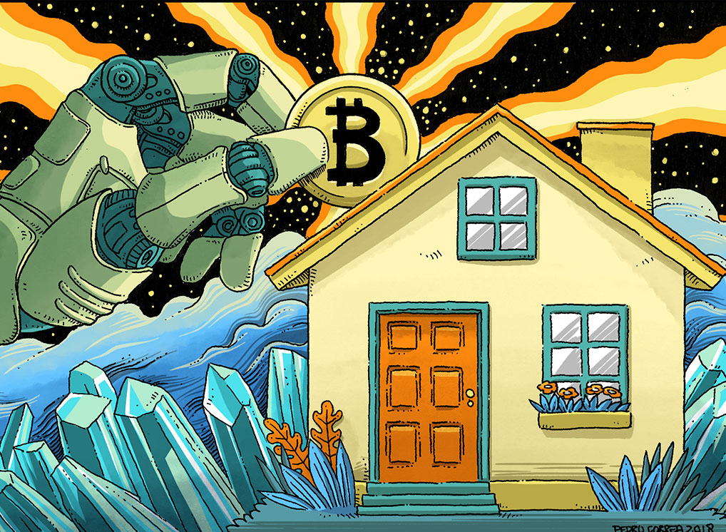 The essential guide: blockchain, cryptocurrency and real estate