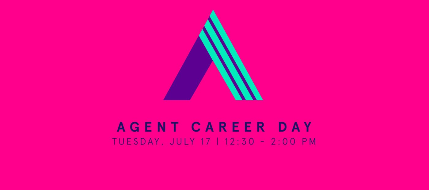agent career day