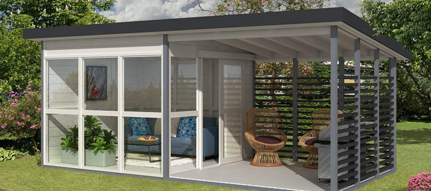 Amazon's $7K, do-it-yourself tiny home goes viral, sells out instantly