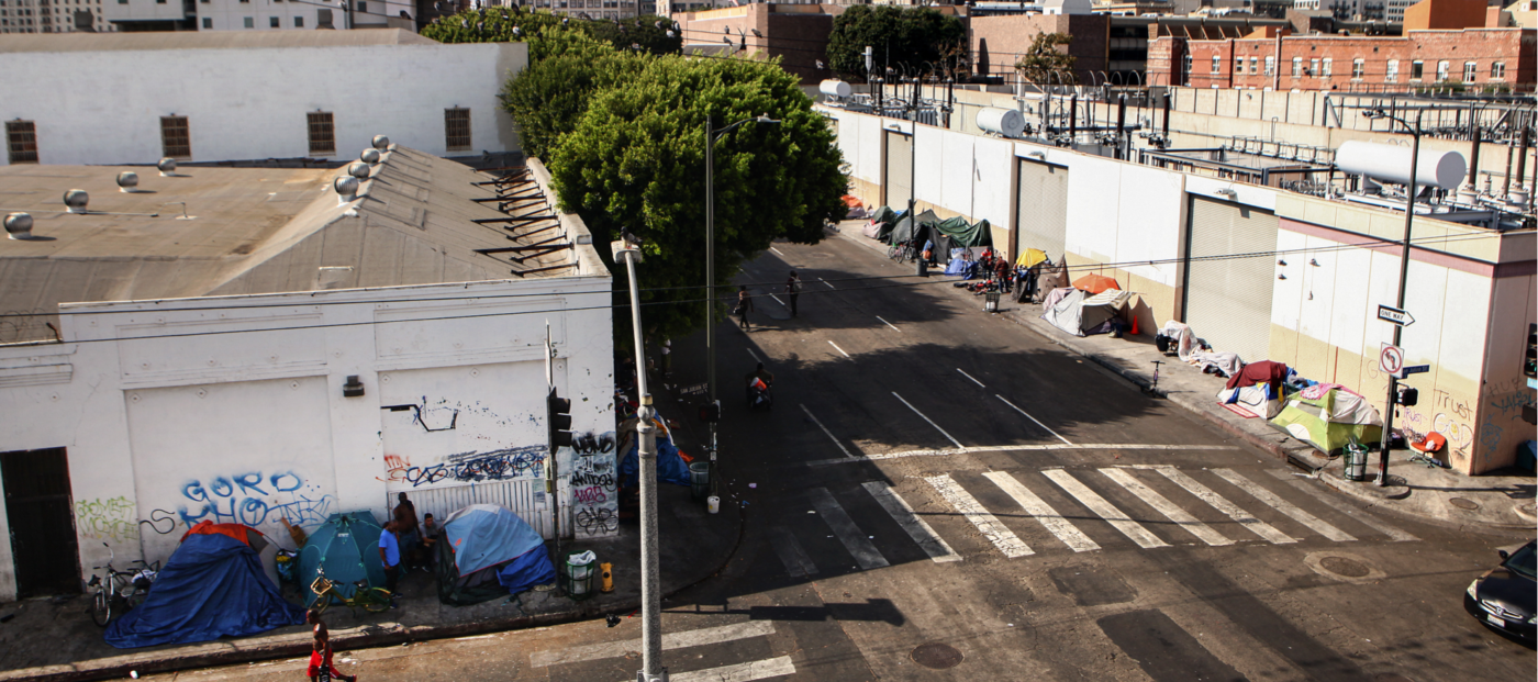 LA's housing plan for homeless is behind schedule and over budget