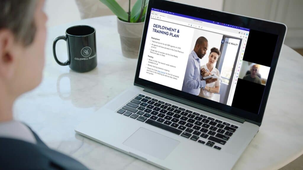 Coldwell Banker builds technology products with agents, not just for them